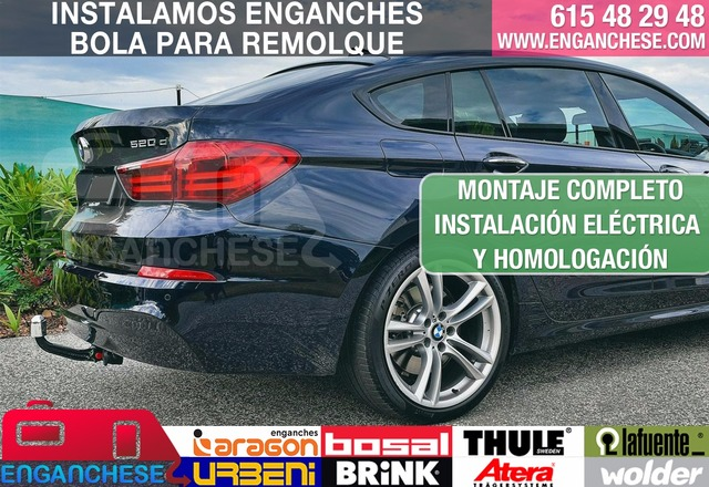 INSTALAMOS ENGANCHES LOW COST REMOLQUE