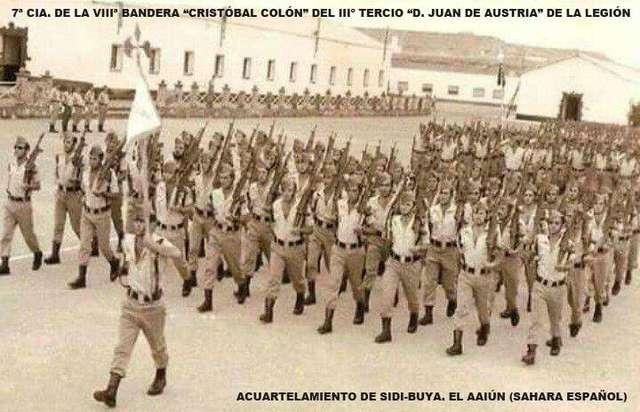 Mil Anuncios Com Pepito Viiiª Band 3º Tercio Legion 1975