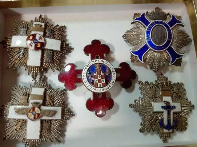 Compro Medallas Militares