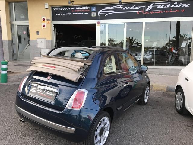 FIAT - FIAT 500C CABRIO, 1. 2 POP
