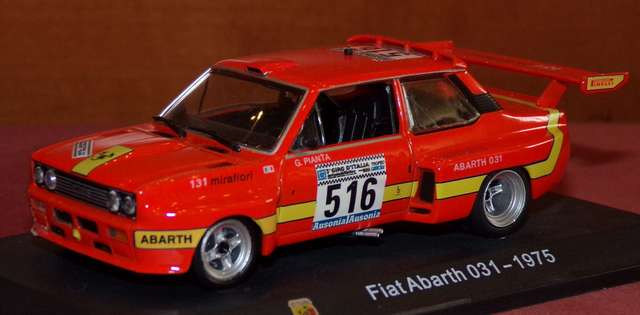 Fiat  Abarth 031 (Seat 131) Rallye Giro