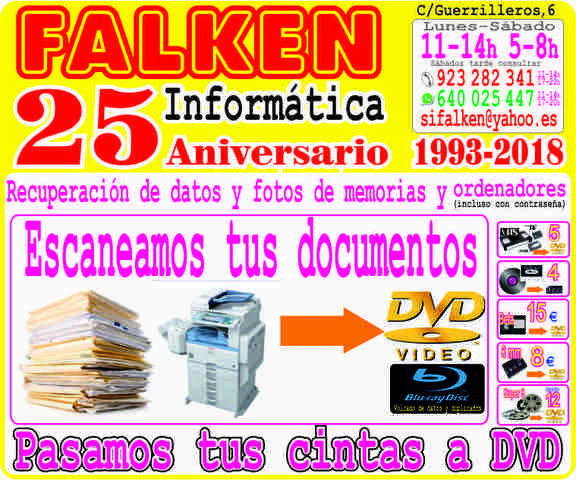 ESCANEO DE DOCUMENTOS.  - foto 1
