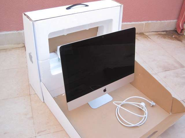 IMAC 21, 5 DE 2012 ULTRA FINO SSD 480GB