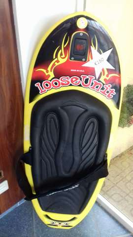 LOOSE UNIT PRODIGY KNEE BOARD - foto 1