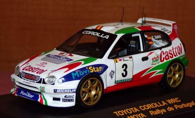 Toyota Corolla Wrc Rallye De Portugal 19