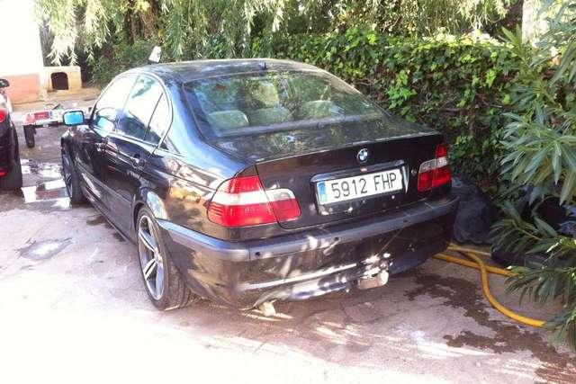 DESPIECE BMW 320D PACK M 150CV 2004 6V