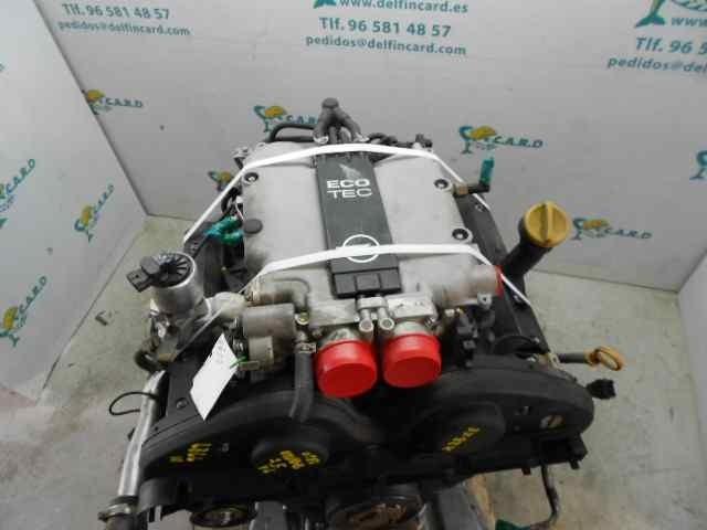 MOTOR COMPLETO 2863193 X25XE OPEL OMEGA