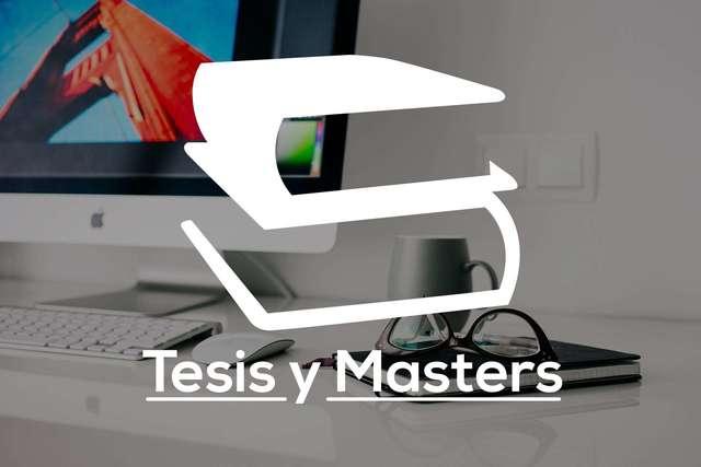 TESIS Y MASTERS, TU MEJOR OPCIÓN. TFG