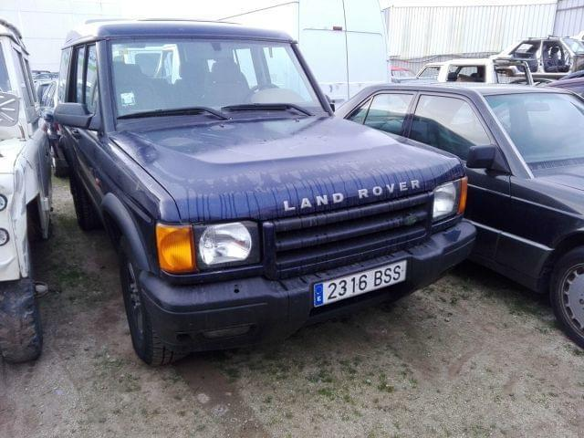 LAND-ROVER - DISCOVERY