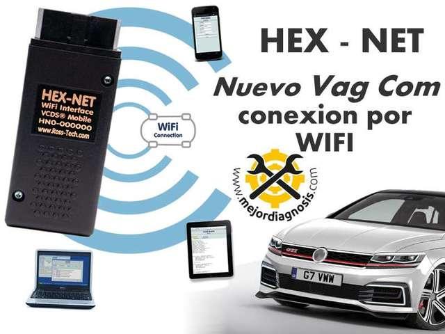 NUEVO VAG COM HEX NET WIFI