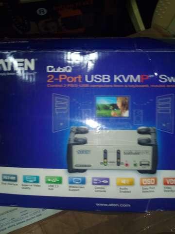 ATEN CUBIQ 2-PORT USB - foto 1