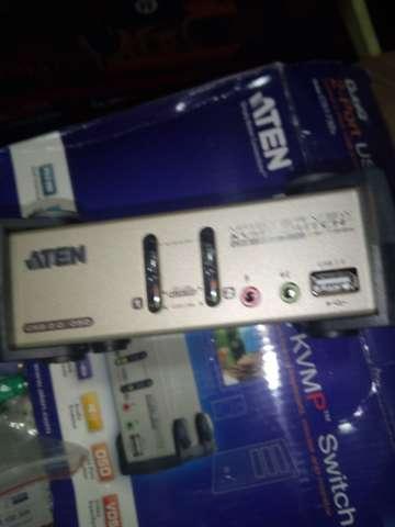 ATEN CUBIQ 2-PORT USB - foto 4