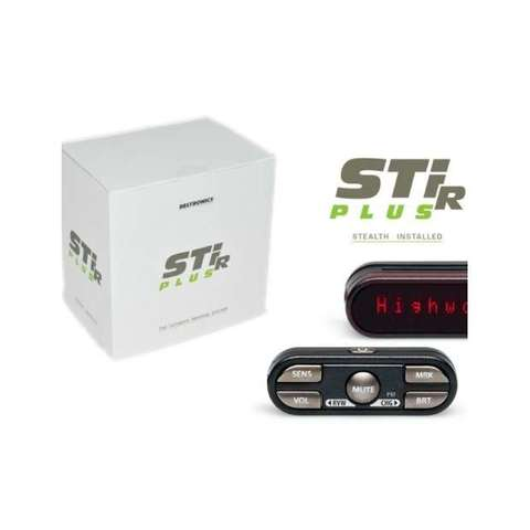 DETECTOR DE RADARES BELTRONICS STIR PLUS