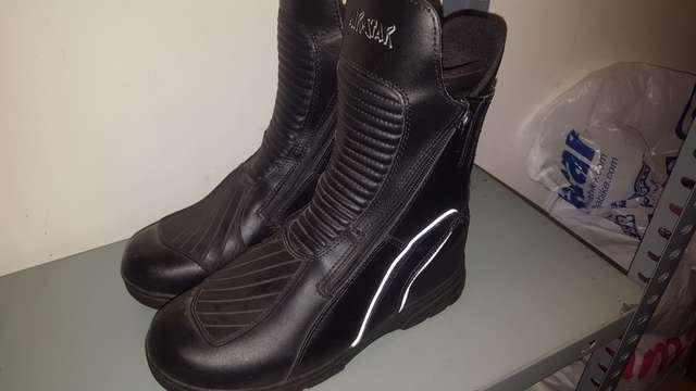 BOTAS DE MOTO AIR STAR