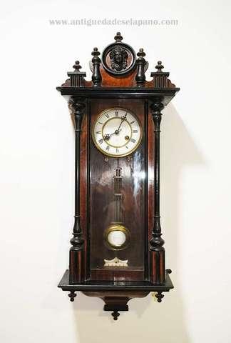 Pared Antiguo Isabelino Reloj Estilo De BCerodx
