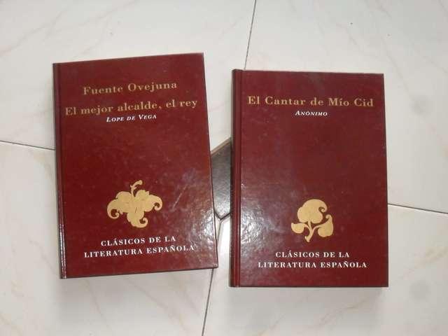 CLASICOS DE LA LITERATURA ESPAÑOLA - foto 1