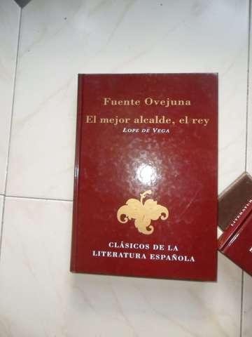 CLASICOS DE LA LITERATURA ESPAÑOLA - foto 3