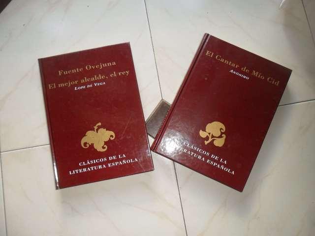 CLASICOS DE LA LITERATURA ESPAÑOLA - foto 4