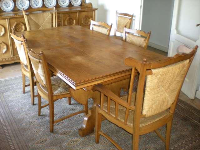 sillas y sillones para mesa comedor