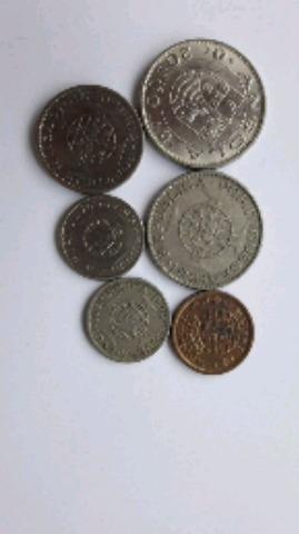 Monedas De Angola Colonial