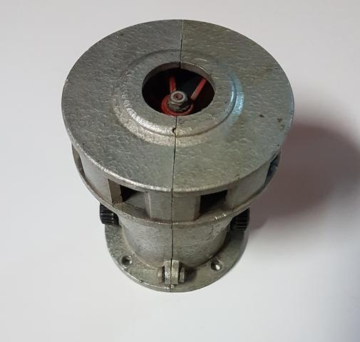 Sirena De Turbina 220V,  230V,  240V,  2, 4A