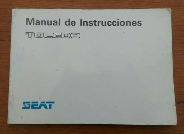 MANUAL DE INSTRUCCIONES SEAT TOLEDO
