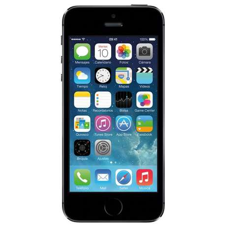 APPLE IPHONE 5S SPACE GREY 16 GB