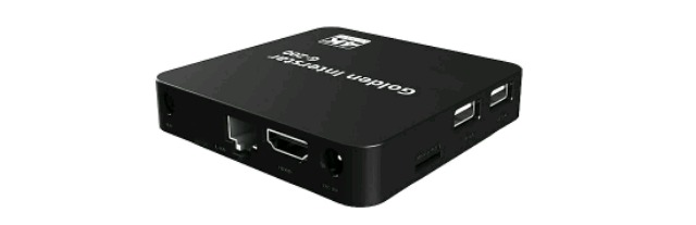 ANDROID 6. 0 4K TV BOX G-200