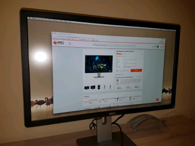 MONITOR DELL ULTRAHD 4K LED IPS