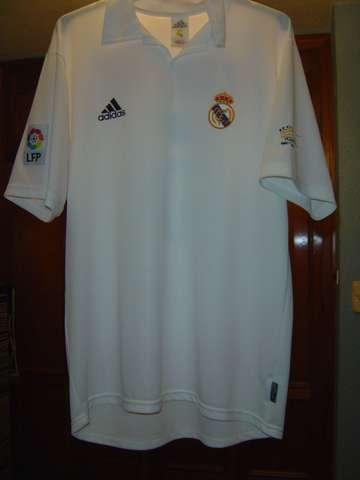 Zidane Real Madrid Centenario Oficial