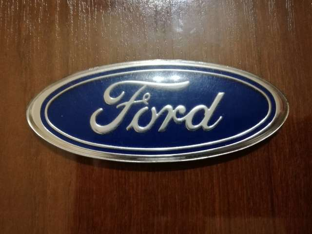Logotipo Pegatina Ford