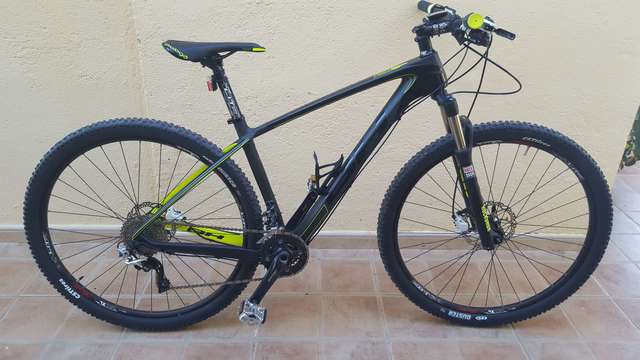 BH ULTIMATE RC 29 CARBONO