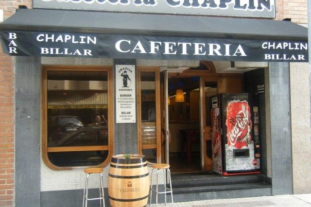 CAFETERÍA RESTAURANTE CHAPLIN - foto 8