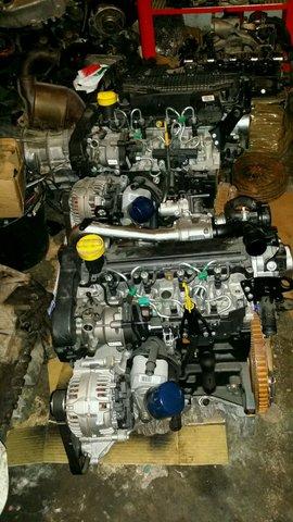 DESPIECE MOTOR RENAULT K9K 1. 5 DCI