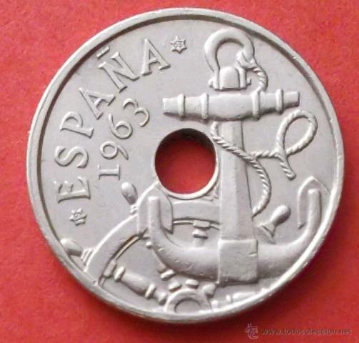 3 Monedas De 50 Cnts 1963 *63:Oferta