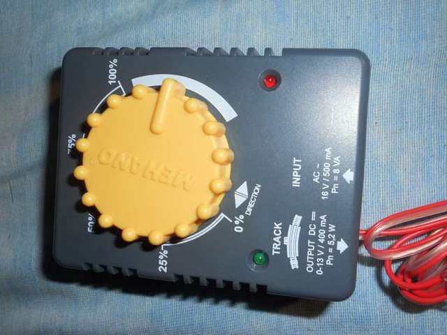 5 TRANSFORMADOR + 5 CONTROL MEHANO HO/N - foto 1