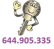 CERRAJEROS ALICANTE 24HORAS 644. 905. 335