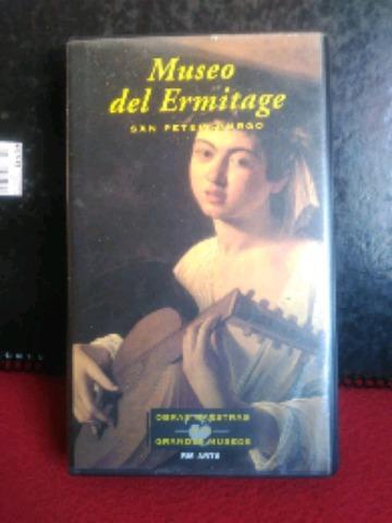 OBRAS MAESTRAS DE LOS GRANDES MUSEOS VHS - foto 9