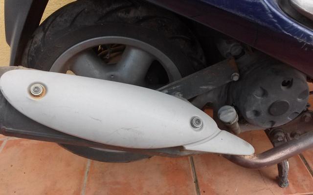 TUBO DE CASA YAMAHA TEOS 125CC Y 150CC