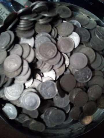 107 Monedas De 5 Pesetas 1957