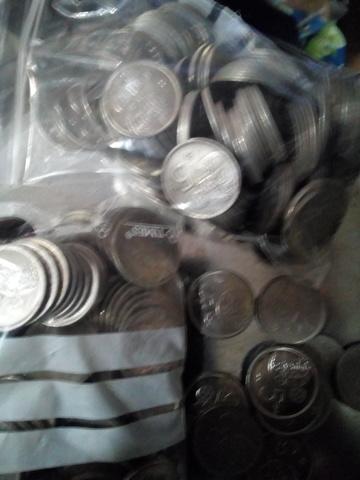 105 Monedas De 5 Pesetas 1980 Mundial 82