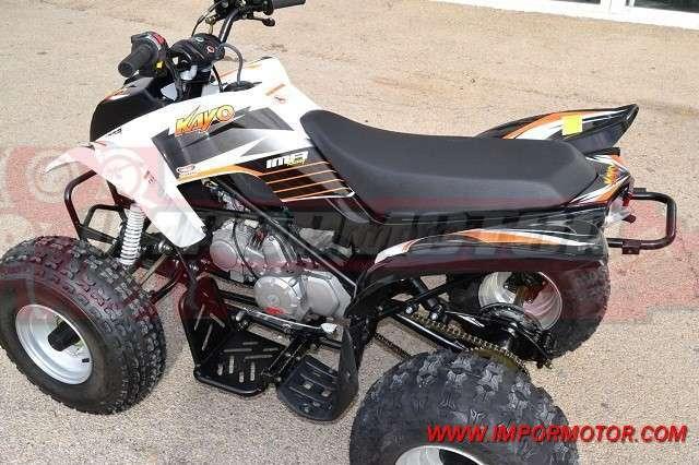 QUAD ATV IMR 125 3 R (ENVÍO GRATIS)