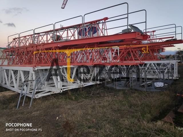 LOTE DE 8 GRUAS JASO J4510 BASE OPCIONAL - foto 2
