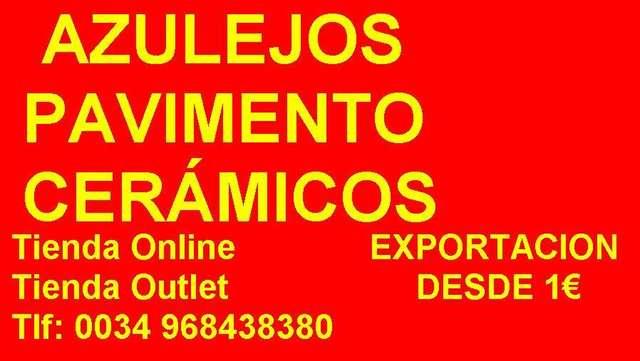 LIQUIDACION AZULEJOS DESDE 1