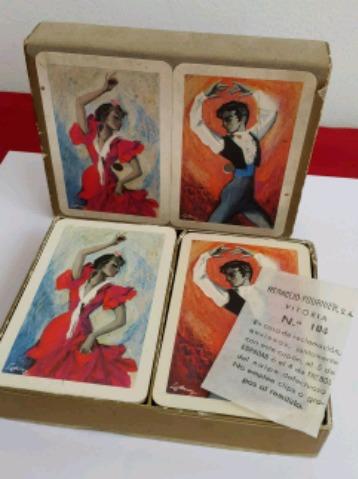 Baraja De Colección Fournier Flamenco