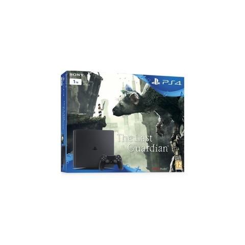 PS4 SLIM THE LAST GUARDIAN A ESTRENAR