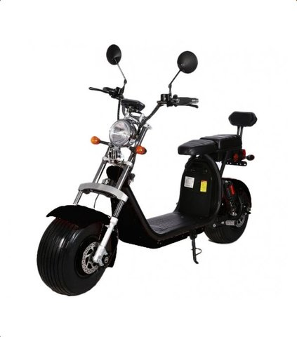 MOTO ELECTRICA - HARLEY SIN CARNET