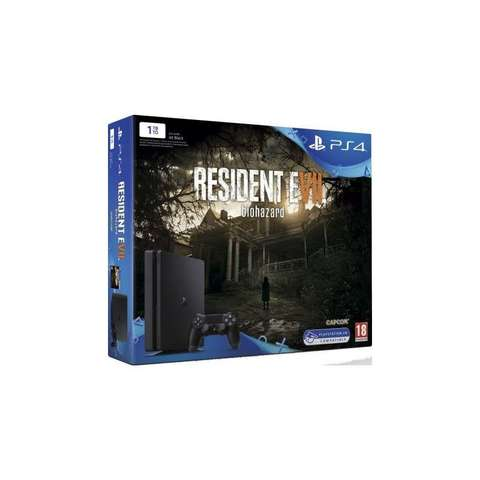 PS4 1TB RESIDENT EVIL 7 A ESTRENAR