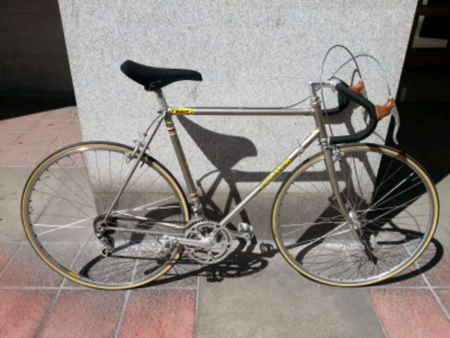 Bicicleta Ciclista Colner