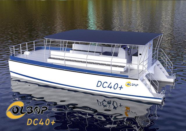 CATAMARAN OLBAP DC40 - foto 1